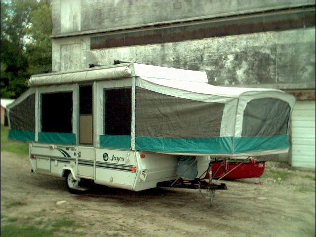 1998 Jayco Eagle Trailer Al In Ham Lake Mn Outdoorsy